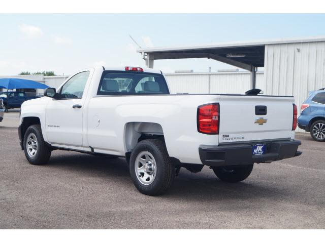 2018 Silverado 1500 Regular Cab 4x2,  Pickup #JZ239549 - photo 2