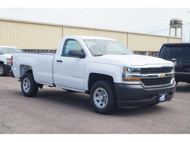 2018 Silverado 1500 Regular Cab 4x2,  Pickup #JZ239549 - photo 10