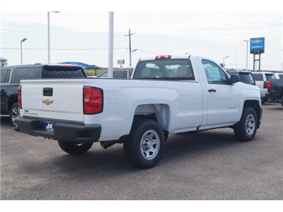 2018 Silverado 1500 Regular Cab 4x2,  Pickup #JZ239549 - photo 3