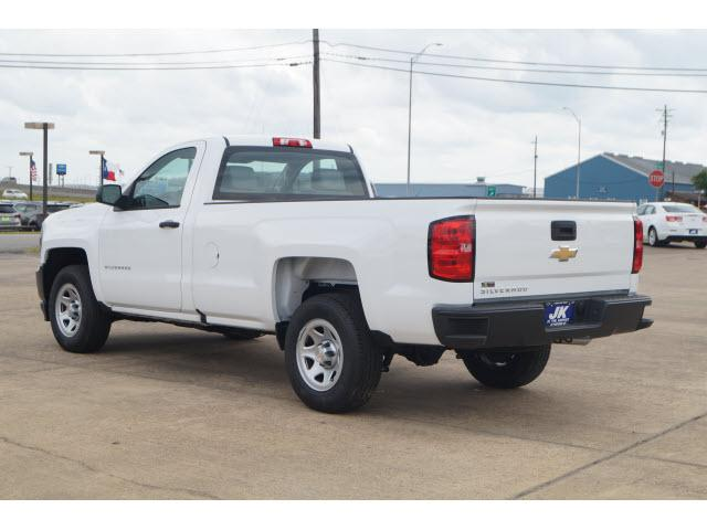 2018 Silverado 1500 Regular Cab 4x2,  Pickup #JZ240135 - photo 2