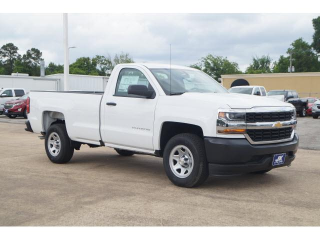 2018 Silverado 1500 Regular Cab 4x2,  Pickup #JZ240135 - photo 10