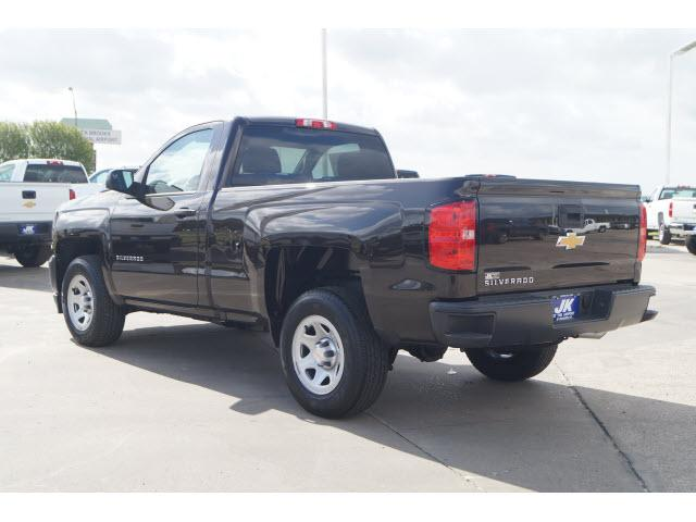 2018 Silverado 1500 Regular Cab 4x2,  Pickup #JZ257632 - photo 2