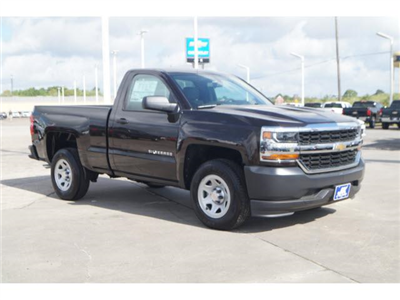 2018 Silverado 1500 Regular Cab 4x2,  Pickup #JZ257632 - photo 10