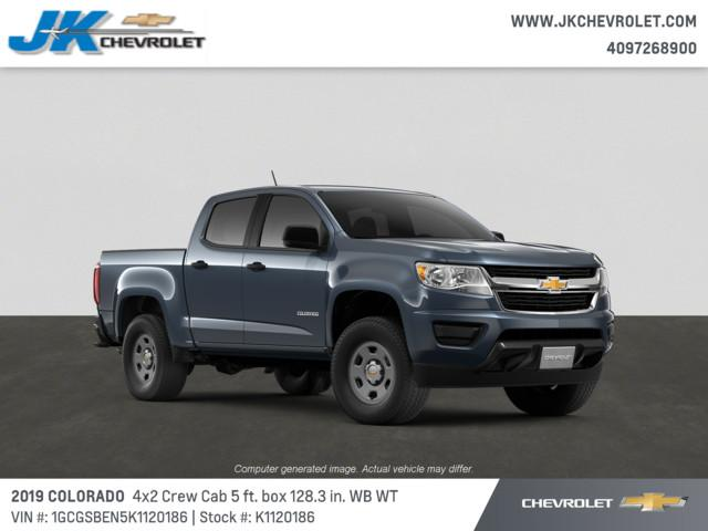 2019 Colorado Crew Cab 4x2,  Pickup #K1120186 - photo 1