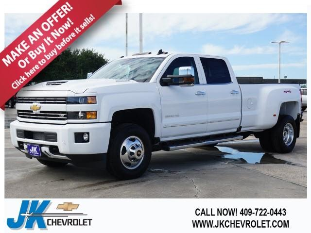 2019 Silverado 3500 Crew Cab 4x4,  Pickup #KF136277 - photo 1
