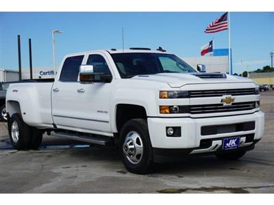 2019 Silverado 3500 Crew Cab 4x4,  Pickup #KF136277 - photo 10
