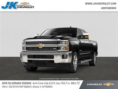 2019 Silverado 2500 Crew Cab 4x4,  Pickup #KF158551 - photo 1