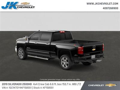 2019 Silverado 2500 Crew Cab 4x4,  Pickup #KF158551 - photo 2