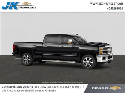 2019 Silverado 2500 Crew Cab 4x4,  Pickup #KF158551 - photo 3