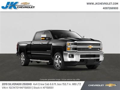2019 Silverado 2500 Crew Cab 4x4,  Pickup #KF158551 - photo 4
