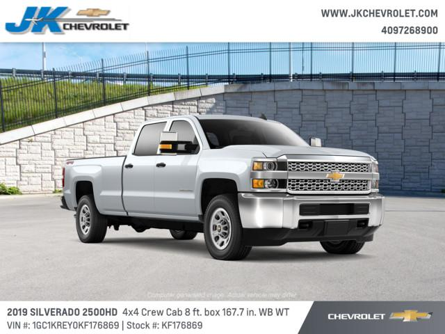 2019 Silverado 2500 Crew Cab 4x4,  Pickup #KF176869 - photo 1