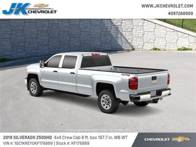 2019 Silverado 2500 Crew Cab 4x4,  Pickup #KF176869 - photo 2