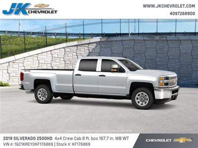 2019 Silverado 2500 Crew Cab 4x4,  Pickup #KF176869 - photo 3