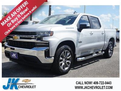 2019 Silverado 1500 Crew Cab 4x2,  Pickup #KZ116081 - photo 1