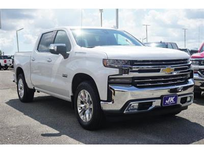 2019 Silverado 1500 Crew Cab 4x2,  Pickup #KZ119254 - photo 10