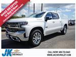 2019 Silverado 1500 Crew Cab 4x2,  Pickup #KZ119254 - photo 1