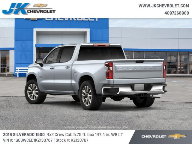 2019 Silverado 1500 Crew Cab 4x2,  Pickup #KZ130767 - photo 2