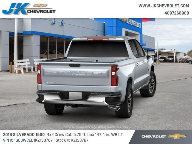 2019 Silverado 1500 Crew Cab 4x2,  Pickup #KZ130767 - photo 3