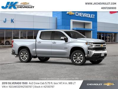 2019 Silverado 1500 Crew Cab 4x2,  Pickup #KZ130767 - photo 4