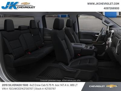 2019 Silverado 1500 Crew Cab 4x2,  Pickup #KZ130767 - photo 6