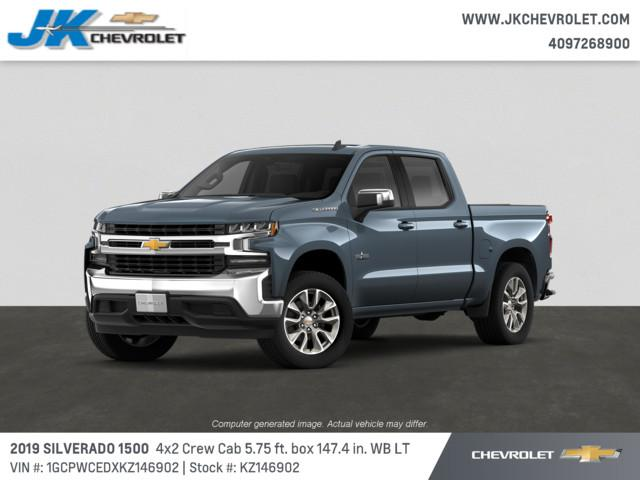 2019 Silverado 1500 Crew Cab 4x2,  Pickup #KZ146902 - photo 1