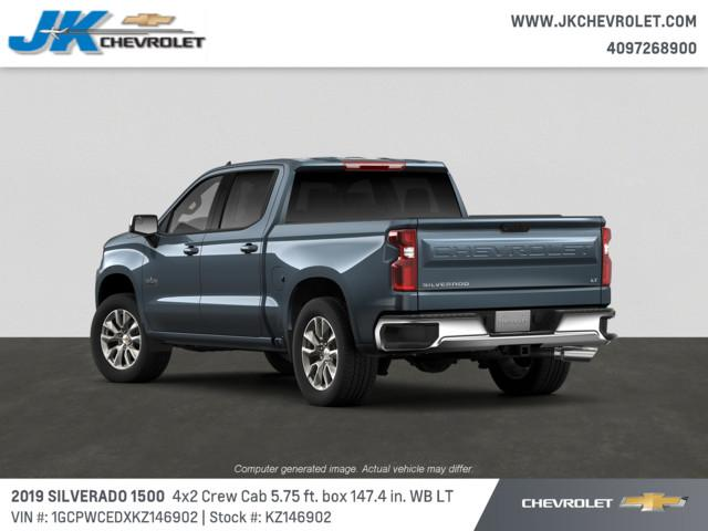 2019 Silverado 1500 Crew Cab 4x2,  Pickup #KZ146902 - photo 2