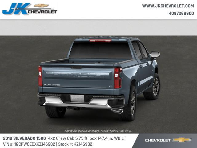 2019 Silverado 1500 Crew Cab 4x2,  Pickup #KZ146902 - photo 3