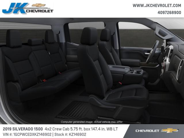 2019 Silverado 1500 Crew Cab 4x2,  Pickup #KZ146902 - photo 6