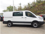 2018 Transit 150 Low Roof 4x2,  Empty Cargo Van #18F00370 - photo 1