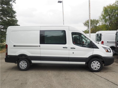 2018 Transit 250 Med Roof 4x2,  Empty Cargo Van #18F00430 - photo 2