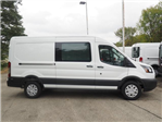 2018 Transit 250 Med Roof 4x2,  Empty Cargo Van #18F00430 - photo 1