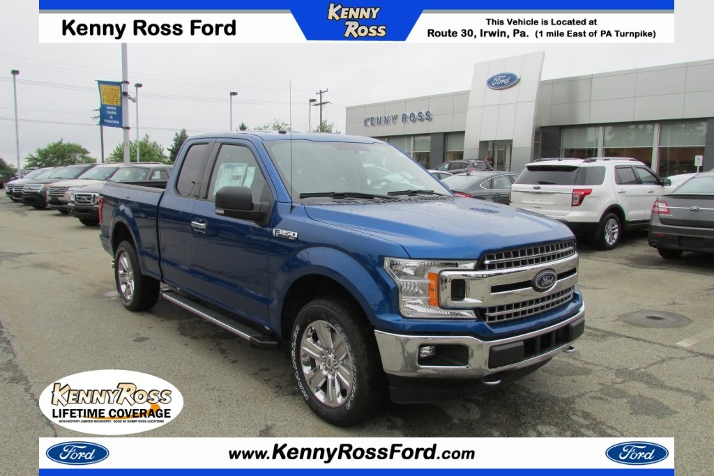 2018 F-150 Super Cab 4x4,  Pickup #18F02390 - photo 1