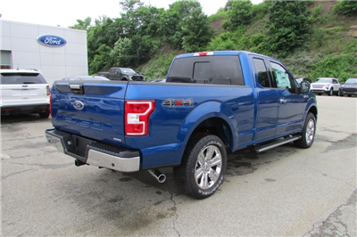 2018 F-150 Super Cab 4x4,  Pickup #18F02390 - photo 2