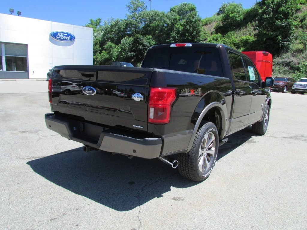 2018 F-150 SuperCrew Cab 4x4,  Pickup #18F05740 - photo 2