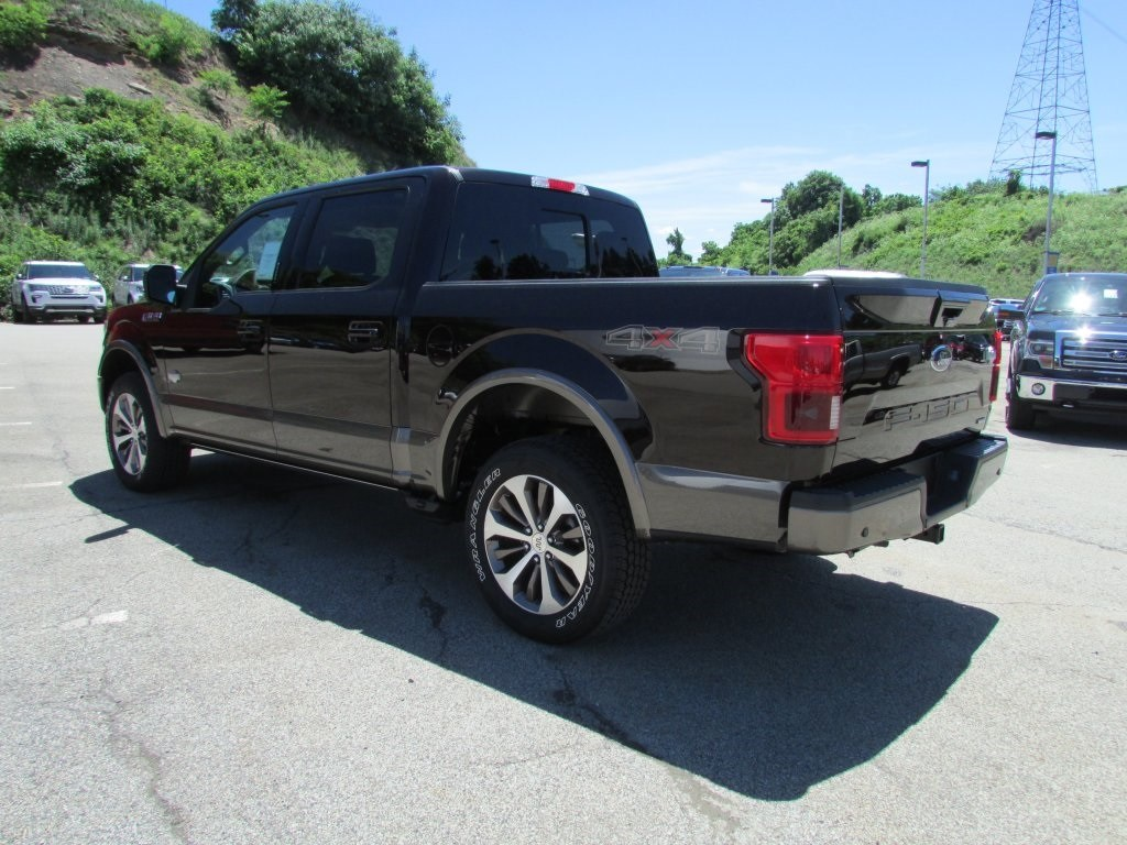 2018 F-150 SuperCrew Cab 4x4,  Pickup #18F05740 - photo 44