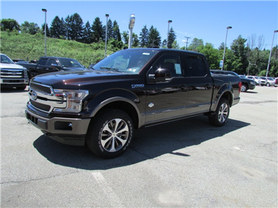 2018 F-150 SuperCrew Cab 4x4,  Pickup #18F05740 - photo 45