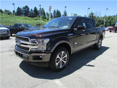 2018 F-150 SuperCrew Cab 4x4,  Pickup #18F05740 - photo 47