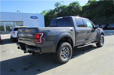 2018 F-150 SuperCrew Cab 4x4,  Pickup #18F06170 - photo 2