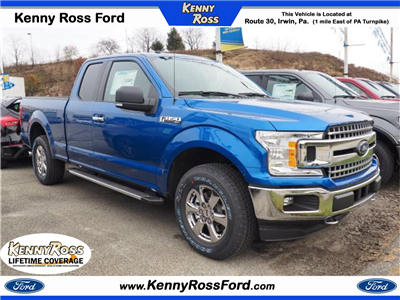 2018 F-150 Super Cab 4x4,  Pickup #JFB24276 - photo 1