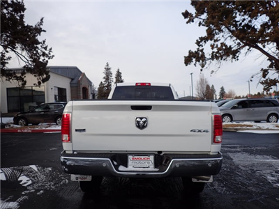 2018 Ram 2500 Crew Cab 4x4, Pickup #DT17509 - photo 4