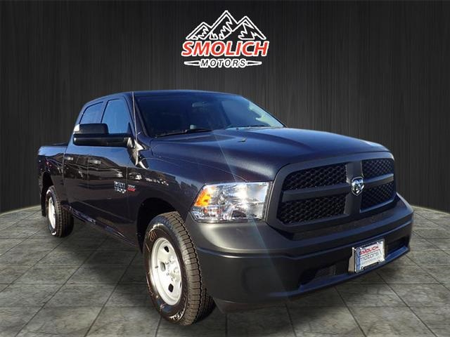 2018 Ram 1500 Crew Cab 4x4,  Pickup #DT17521 - photo 1