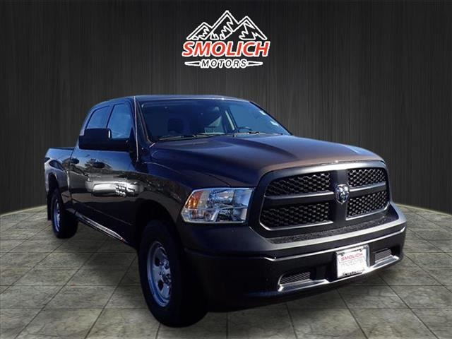 2018 Ram 1500 Crew Cab 4x4,  Pickup #DT17526 - photo 1