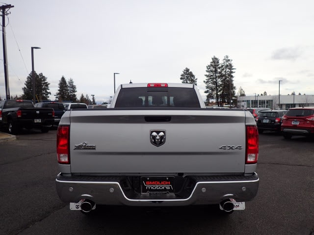 2018 Ram 1500 Crew Cab 4x4, Pickup #DT17545 - photo 4