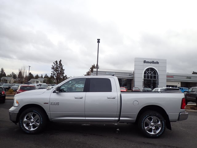 2018 Ram 1500 Crew Cab 4x4, Pickup #DT17545 - photo 6