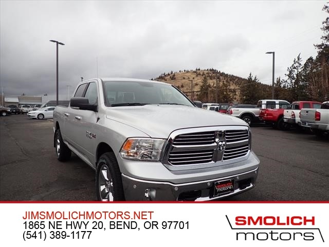 2018 Ram 1500 Crew Cab 4x4, Pickup #DT17545 - photo 1