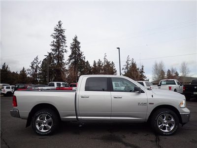2018 Ram 1500 Crew Cab 4x4, Pickup #DT17545 - photo 3