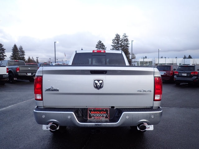 2018 Ram 1500 Crew Cab 4x4, Pickup #DT17563 - photo 4