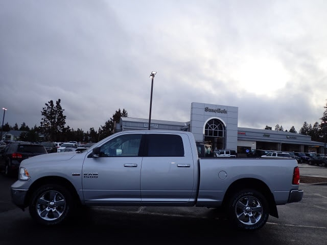 2018 Ram 1500 Crew Cab 4x4, Pickup #DT17563 - photo 6