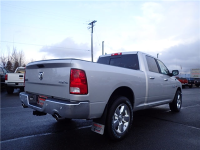 2018 Ram 1500 Crew Cab 4x4, Pickup #DT17563 - photo 2