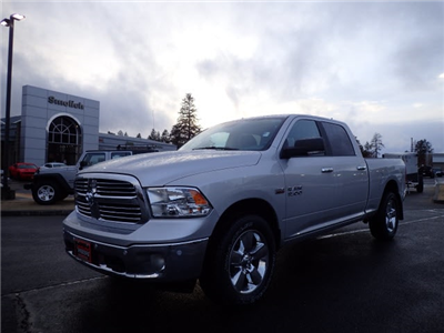 2018 Ram 1500 Crew Cab 4x4, Pickup #DT17563 - photo 7